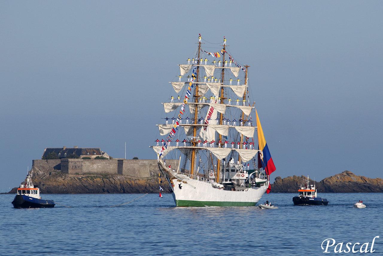 Port de Saint-Malo, cité corsaire !! - Page 26 190716060356664582