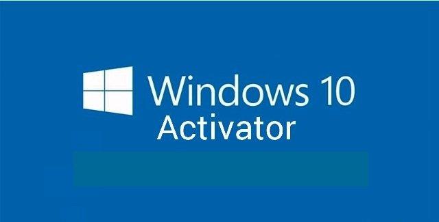 Windows 10 All Editions Activator 2019 v1.0