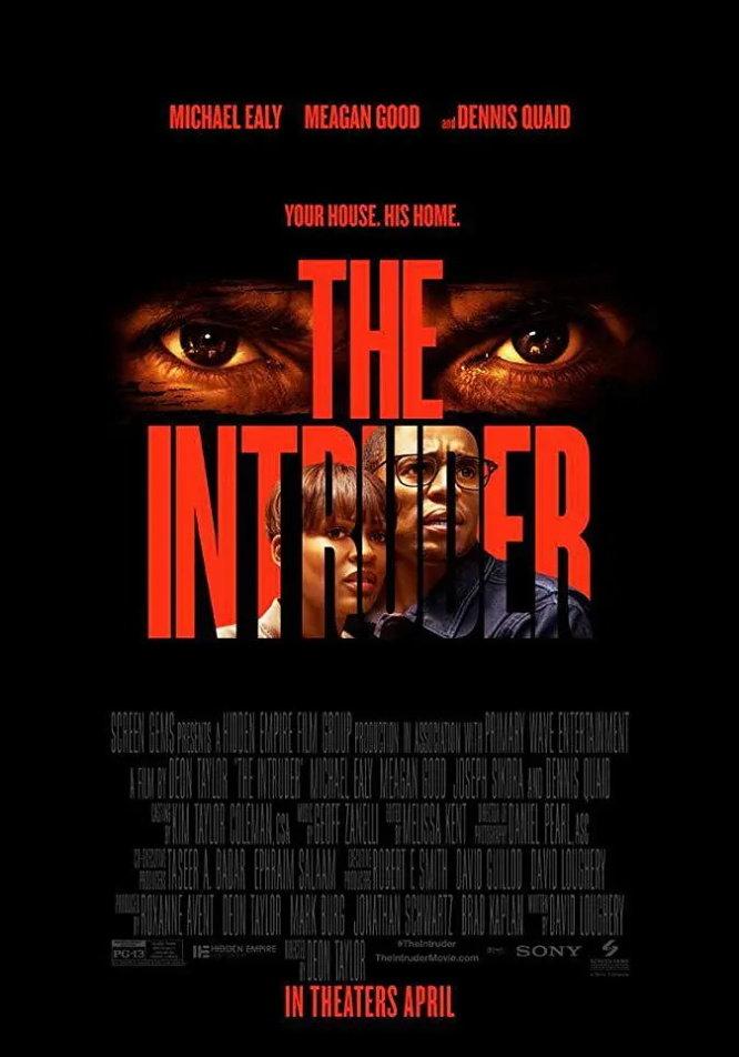 [美] 侵入者 The Intruder.2019.HD-1080p[MKV@3.5G@多空@繁簡英]