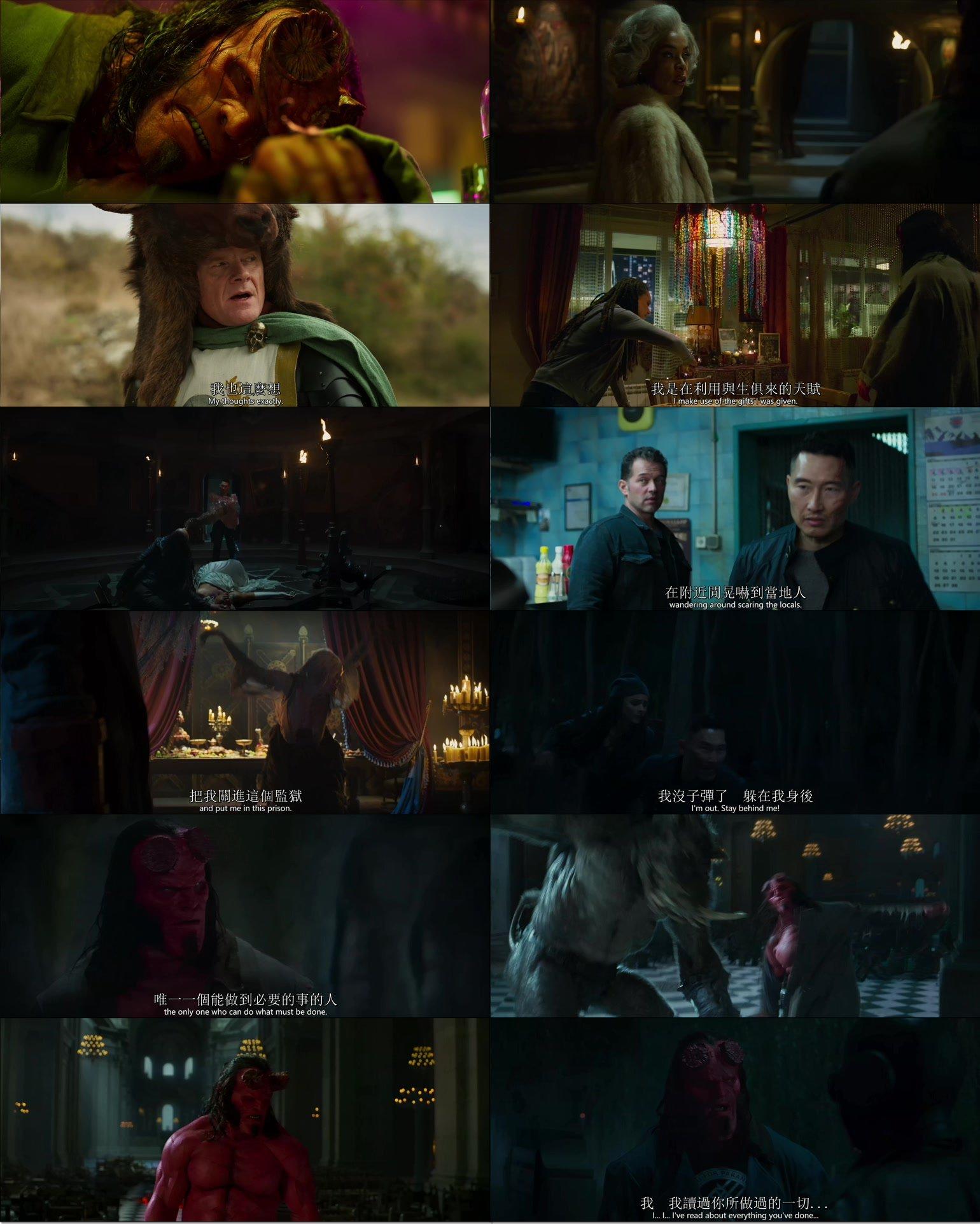 [美] 地獄男爵:血皇后崛起.2019.BluRay-720p/1080p[MKV@2.3G@繁簡英