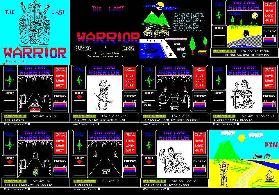 The last warrior 190718063921618751