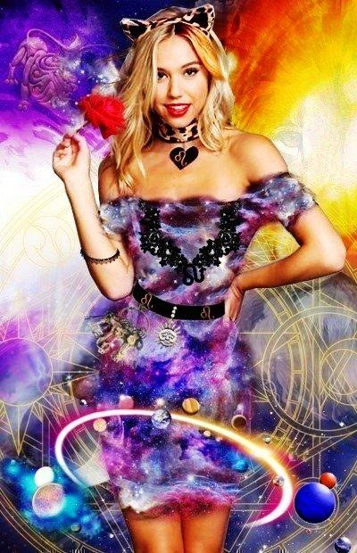 Lucy, la constellationniste de mon coeur 190720014236284194