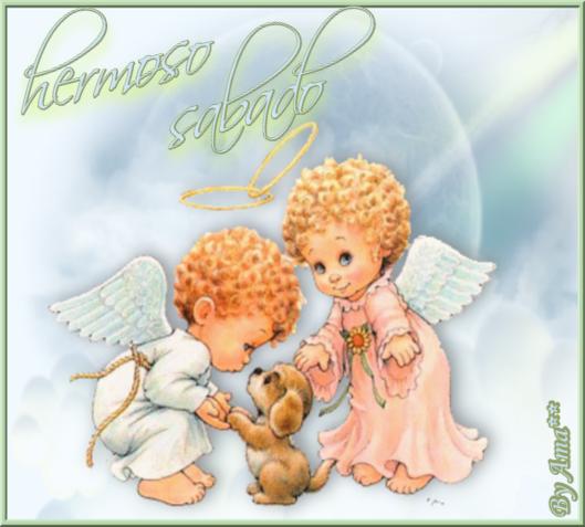 Dos Angelito con un Perrito 190720025600920574