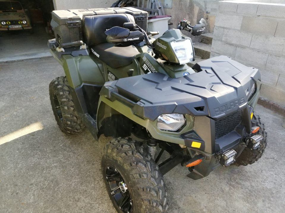 [VENDS] Polaris Sportsman 570 EFI - 2016 190722011432158636
