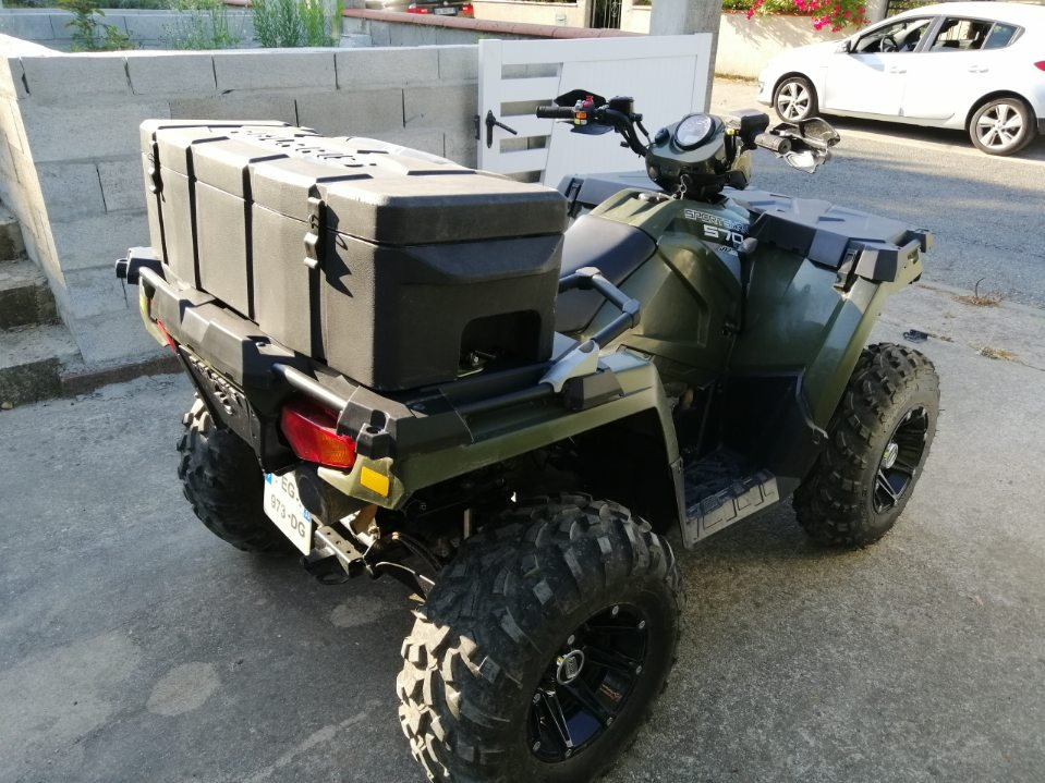 [VENDS] Polaris Sportsman 570 EFI - 2016 190722011432366818