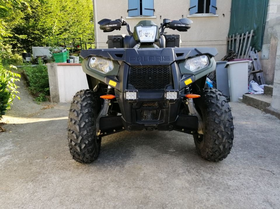 [VENDS] Polaris Sportsman 570 EFI - 2016 190722011433127478