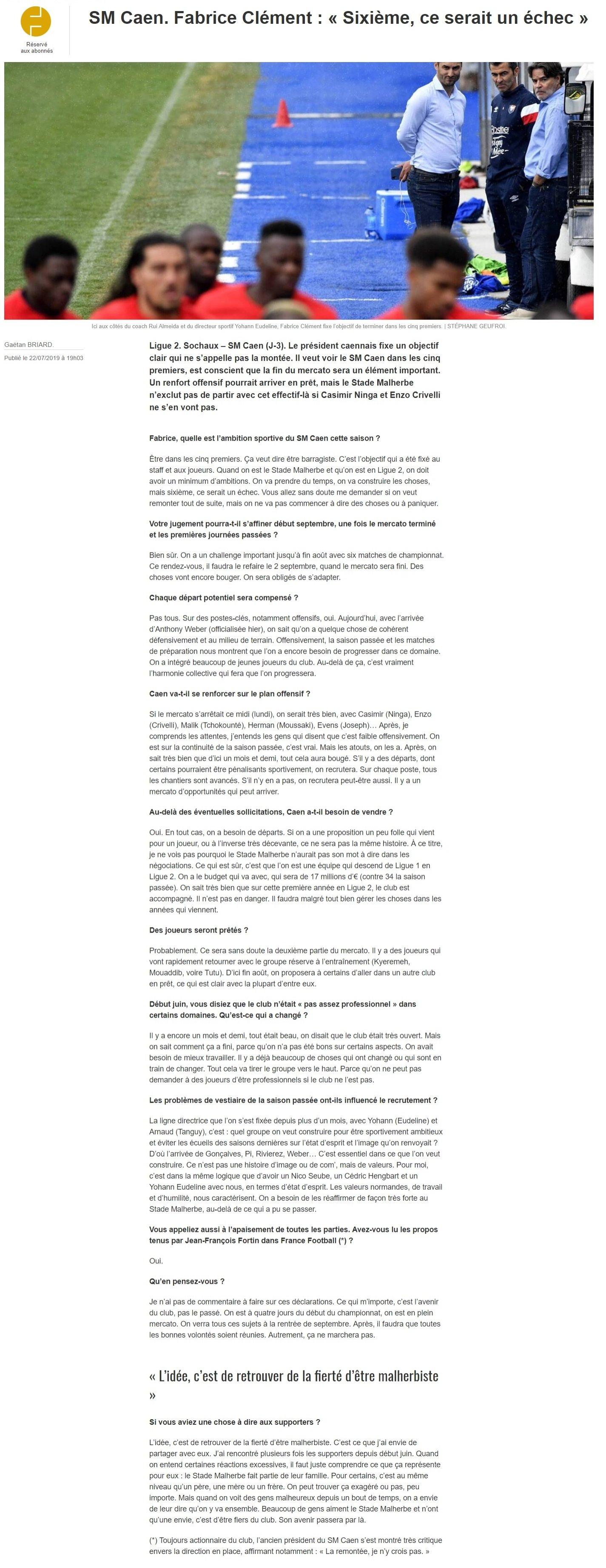 [2019/2020]Revue de presse - Page 3 190722073849741594