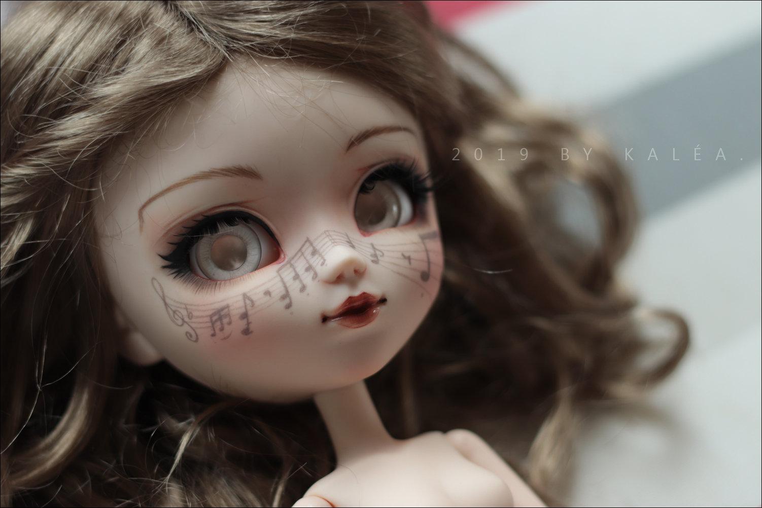 VENDS - Pure neemo, barbie repaint prix baissé - Pullip FC 190722082029332364