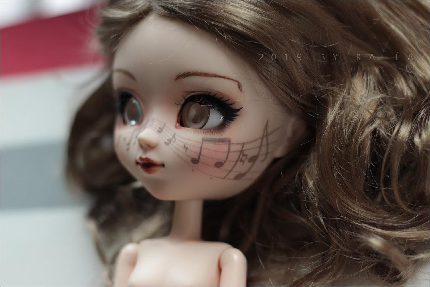 VENDS - Pure neemo, barbie repaint prix baissé - Pullip FC 190722082043864353