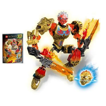 Les prototypes des générations Bionicle 190723082419126690