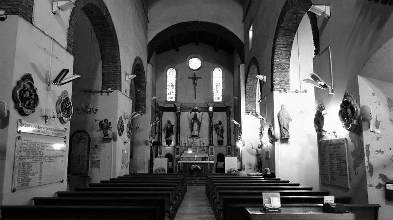 16 06 24 St Cyprien - L'Eglise St Cyprien (4)