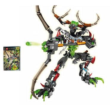Les prototypes des générations Bionicle 19072410280228114
