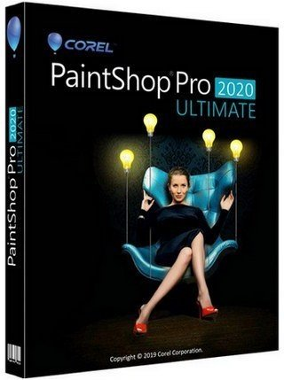 Corel PaintShop Pro 2020 Ultimate v22.2.0.8