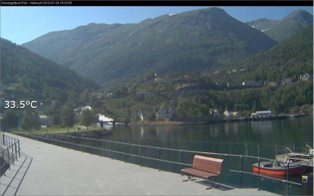 Webcam Geiranger (NO) 2019-07-28 16-29