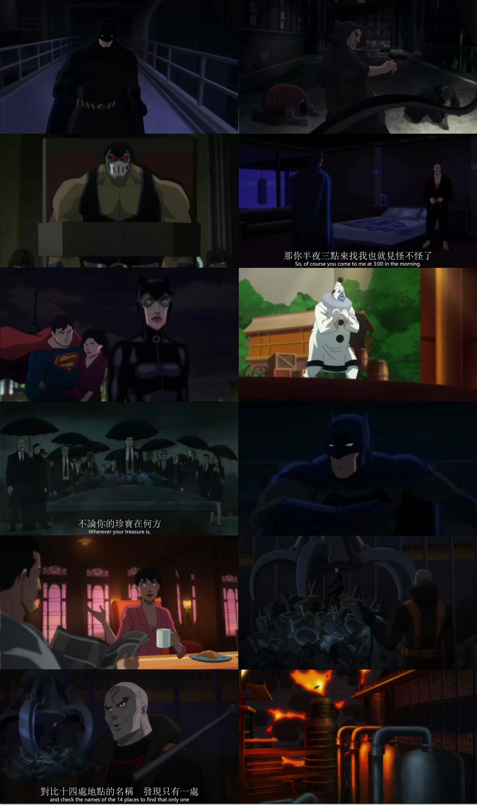 [美] 蝙蝠俠:緘默.2019.BluRay-720p/1080p[MKV@2.6G@多空@繁簡英]