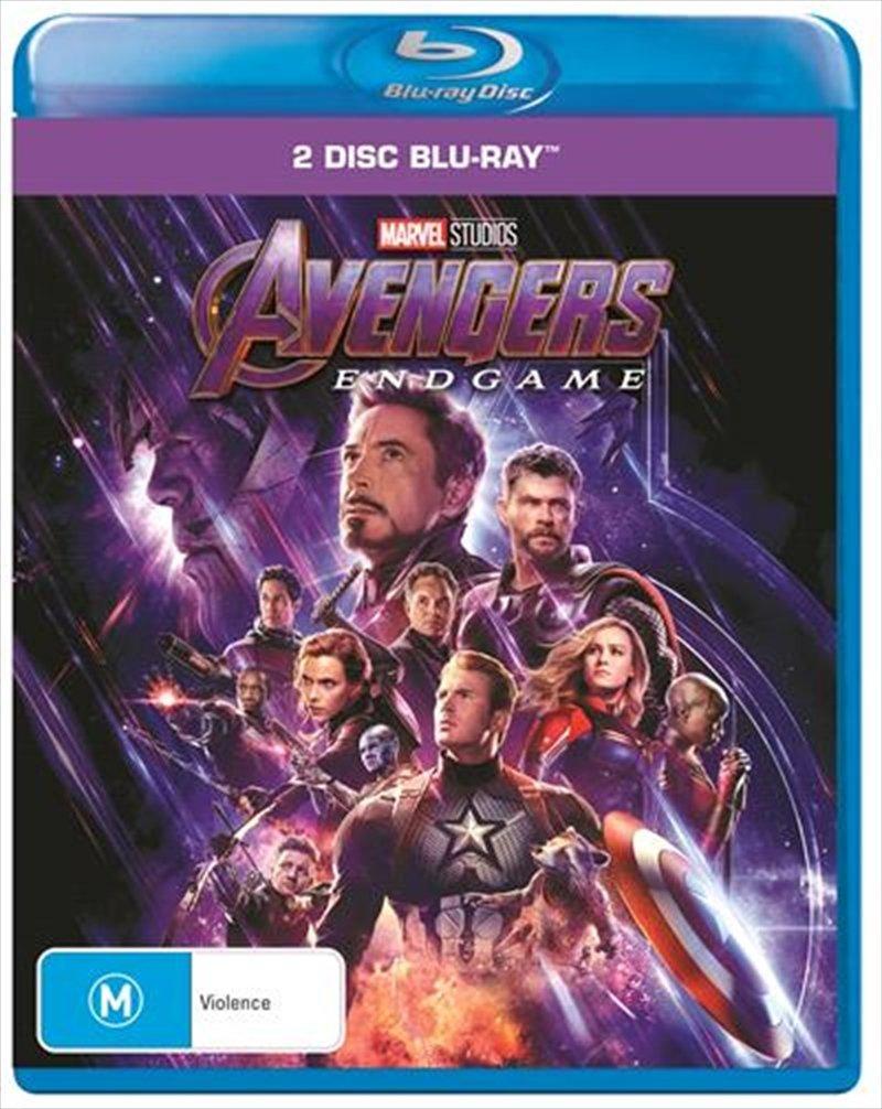 Avengers: Endgame poster image