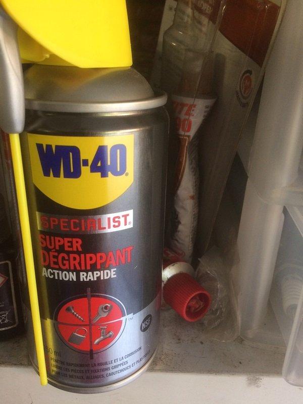 WD 40 super