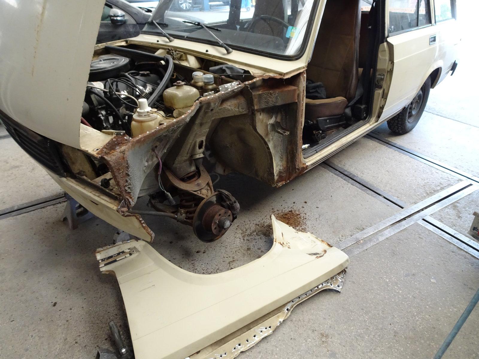 Lada 2104.3 1500GL de 1988 (ex à yoyo) - Page 2 190802072416252141