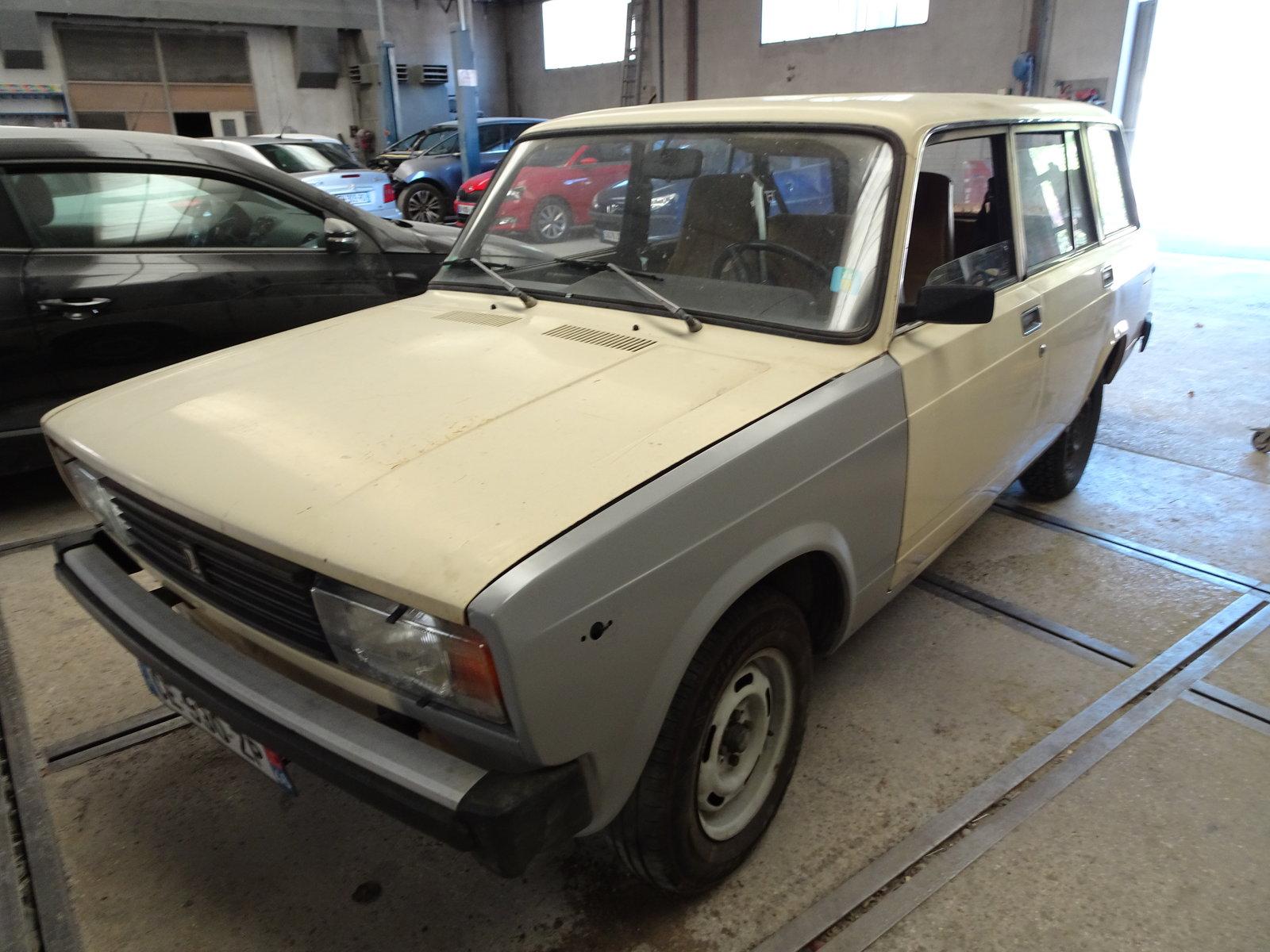 Lada 2104.3 1500GL de 1988 (ex à yoyo) - Page 2 190802072509307379