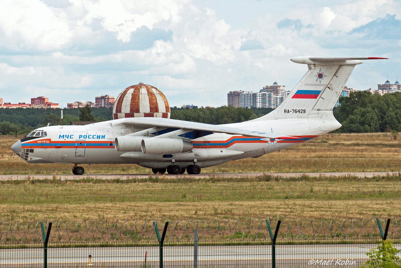 Moscow Zhukovky (UUBW/ZIA) Juillet 2019   190803062310758464
