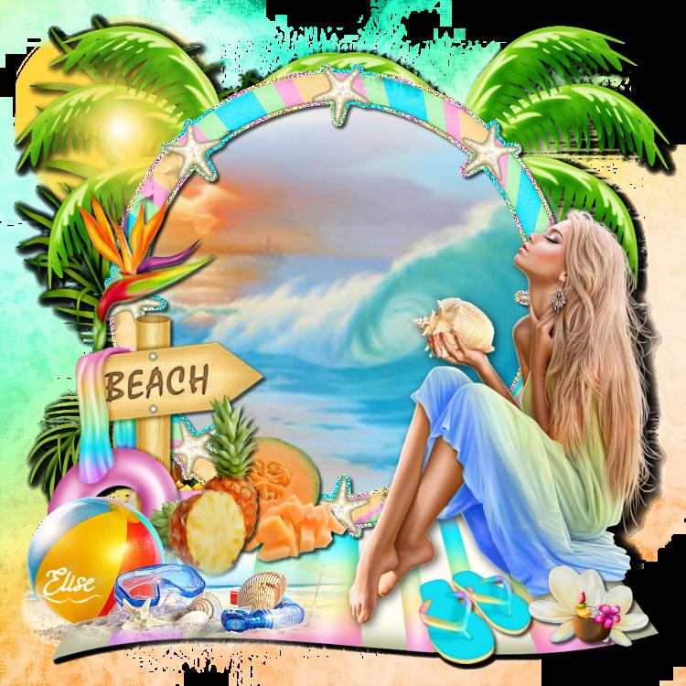 A la mer (Scrap Psp)   190803111844327461