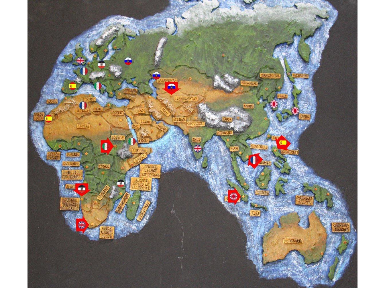 Carte de campagne