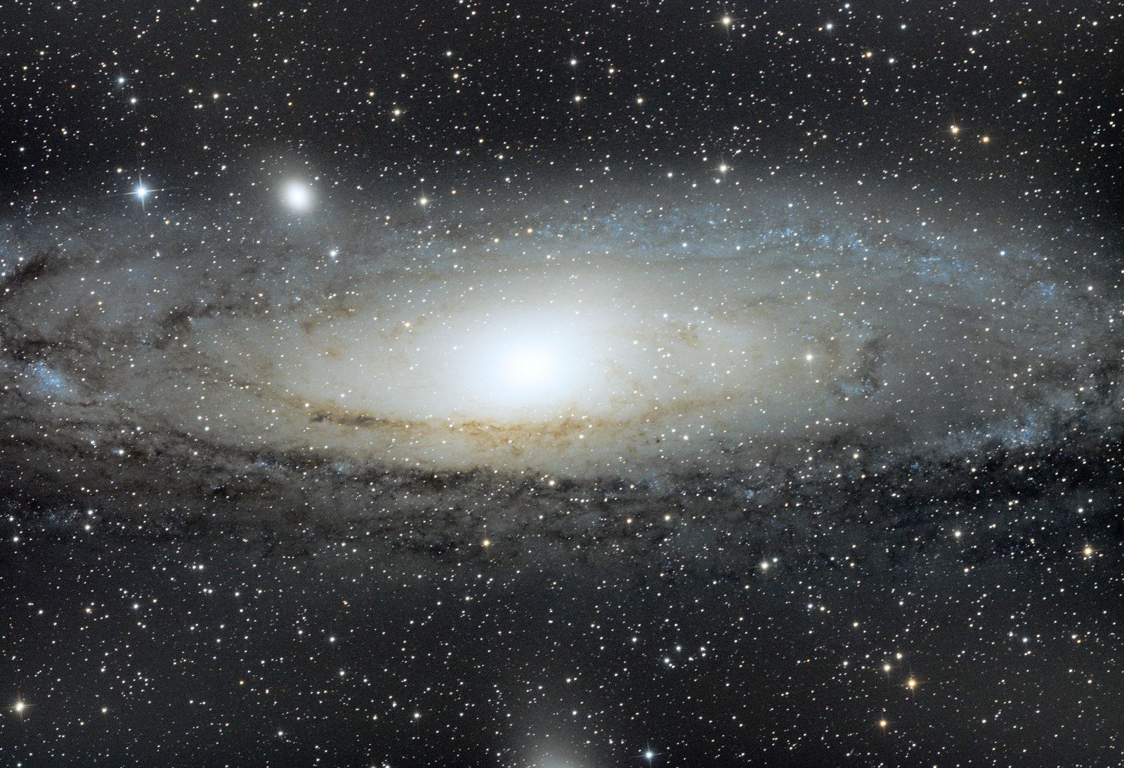 Messier 31 SAR