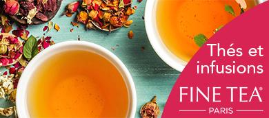Thés et infusions Fine Tea