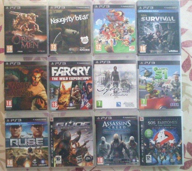 Gaitan jeux PS3