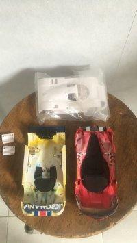 Lot de 4 carrosseries Mini_1908090319062275