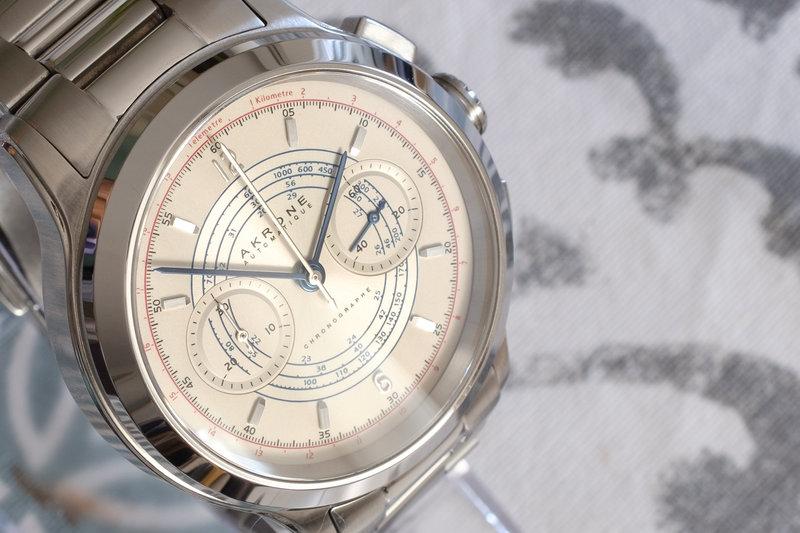Akrone : des montres, tout simplement - Page 14 190811104825243072