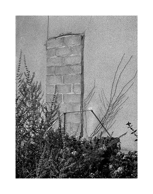 scan Porte murée