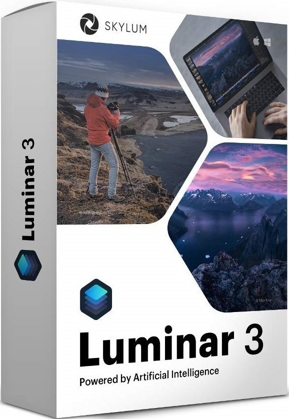 Luminar 3.1.3.3920 Multilingual