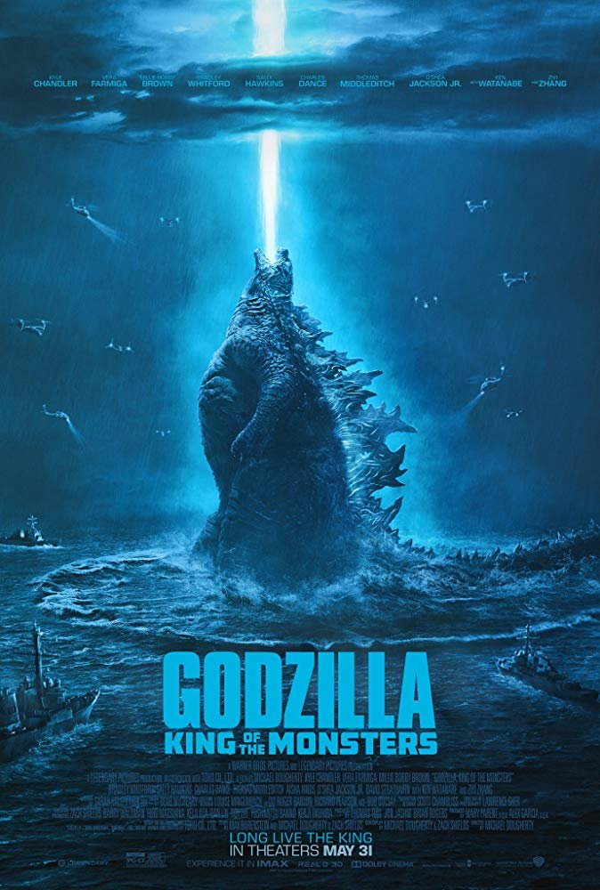 Godzilla King of the Monsters 2019 720p BluRay