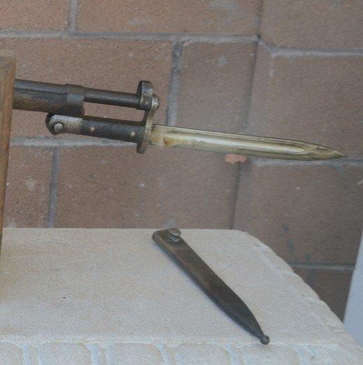 baionette sur mauser espagnol 1916 190814054014132797