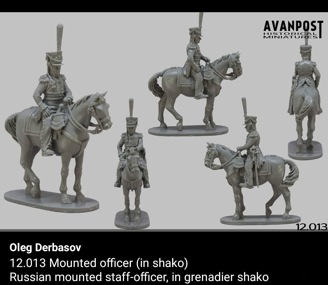 VENTE/ ECHANGE Russe AVANPOST Miniatures 28mm neuf 190814101155825294