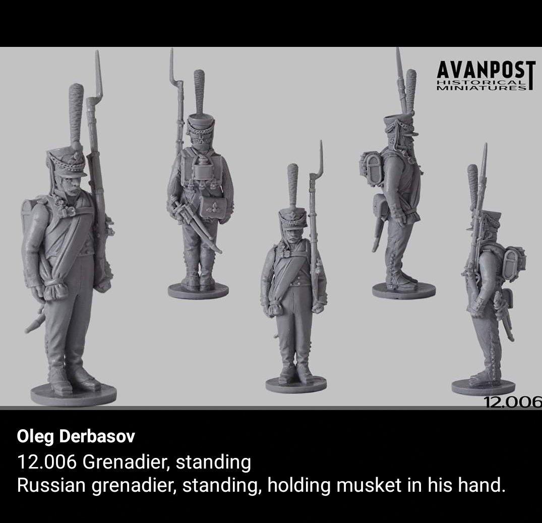 VENTE/ ECHANGE Russe AVANPOST Miniatures 28mm neuf 190814101204773281