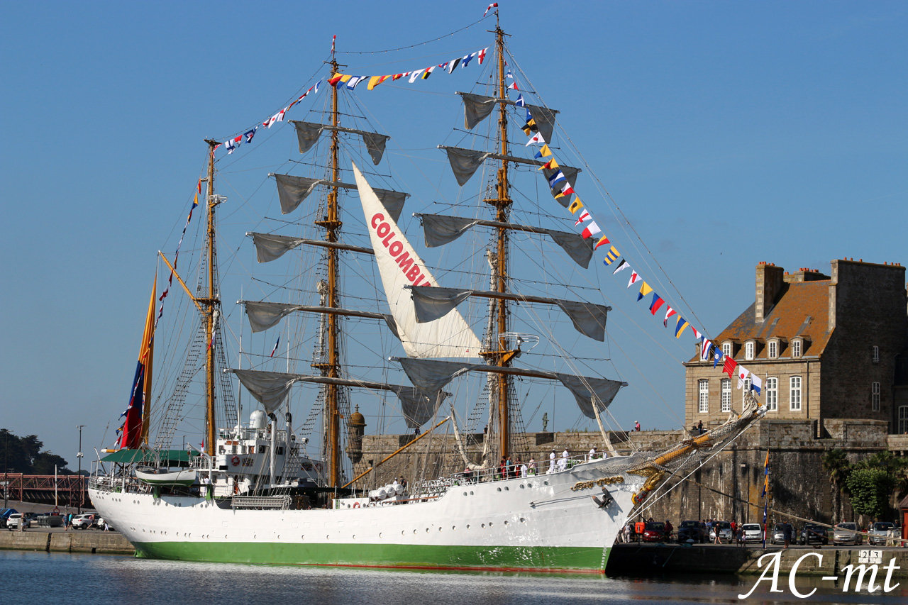 Port de Saint-Malo, cité corsaire !! - Page 27 190814114225445311