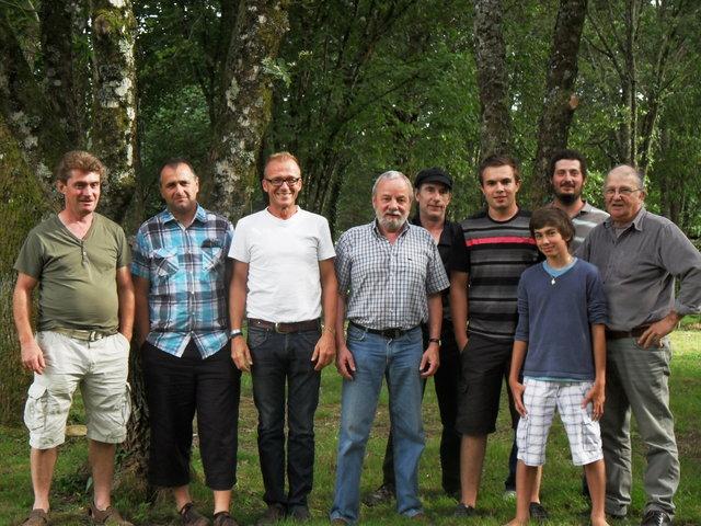 JT Cravatés Sud 2012