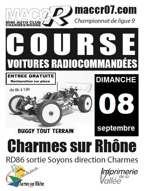 Affiche course 08-09-2019