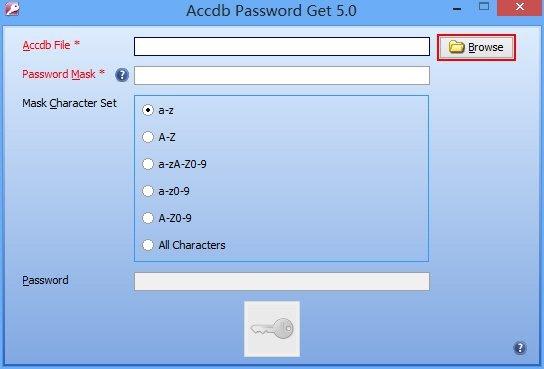 Accdb Password Get Idiot Version 5.9