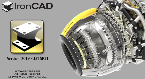 IronCAD Design Collaboration Suite 2019 Update 1 SP1 (x64)