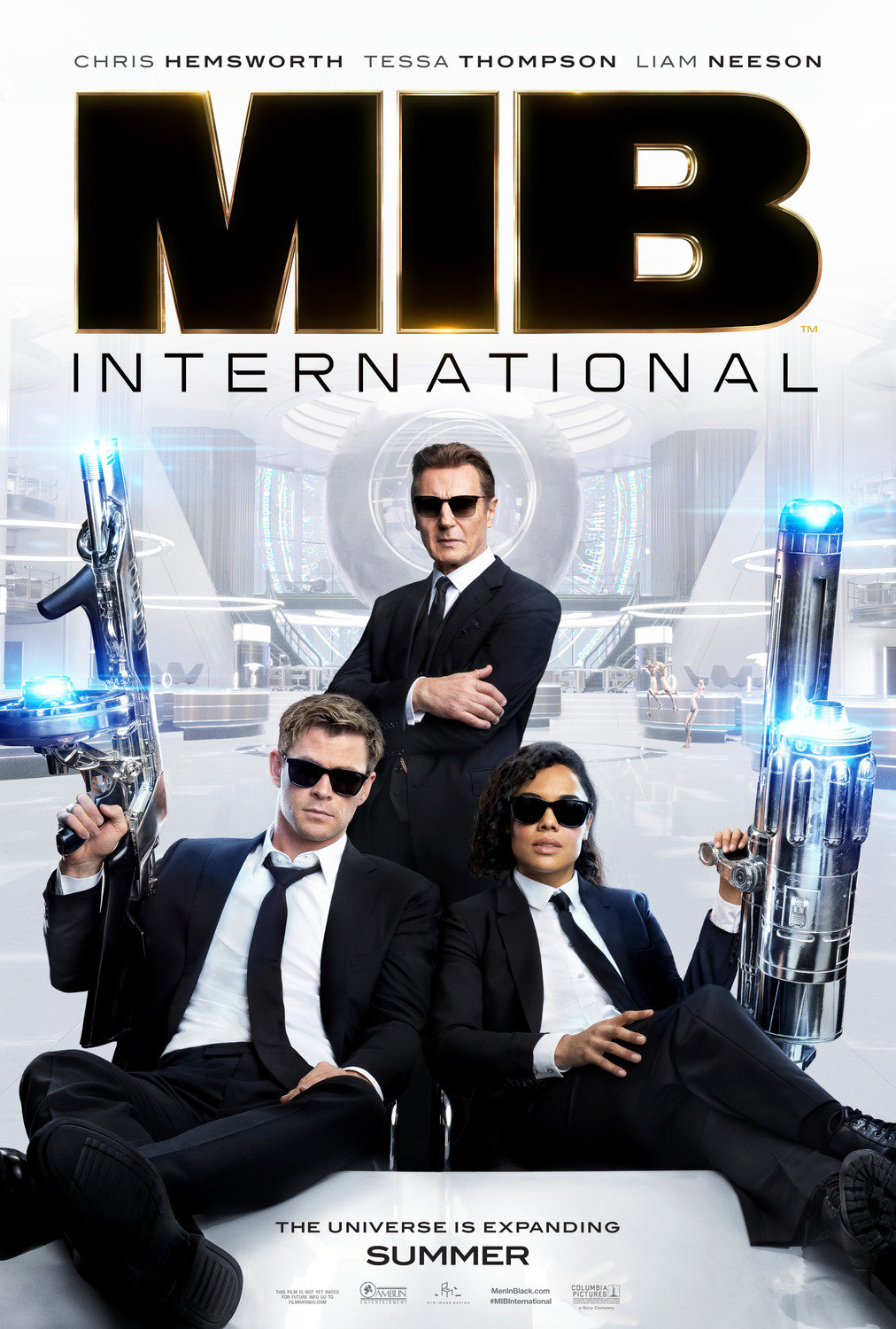 Men in Black International 2019 1080p WEB-DL H264 AC3-EVO
