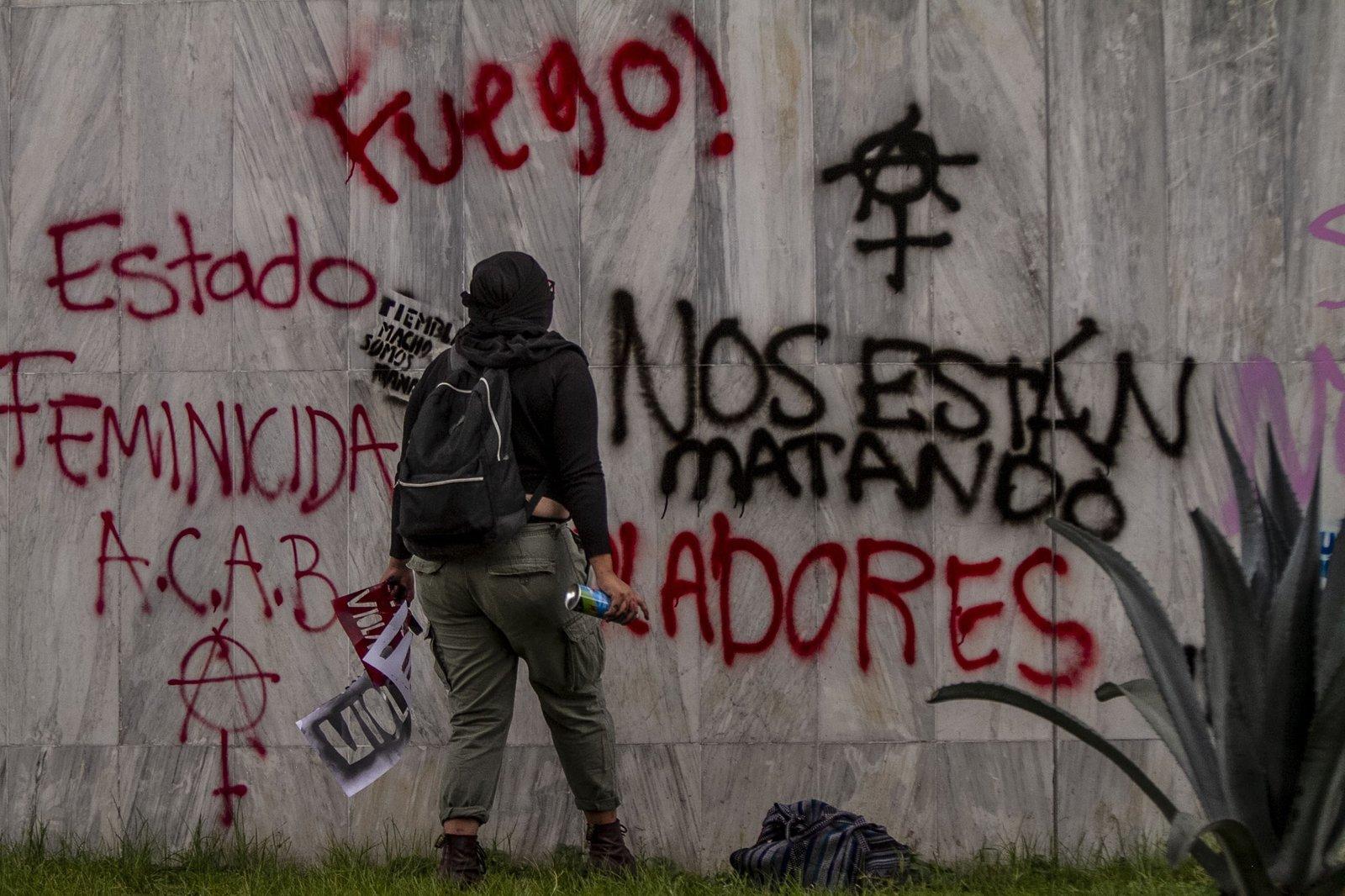 2019-08-16 Mexico Colère après viol par flics 18