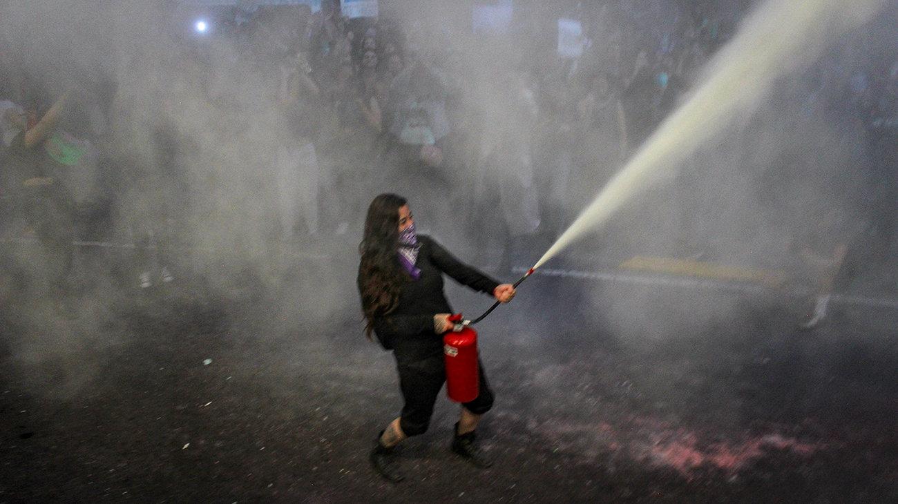 2019-08-16 Mexico Colère après viol par flics 25