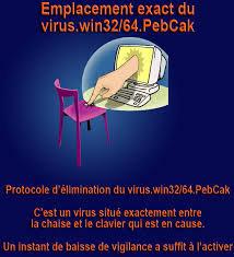 virus Pebcak
