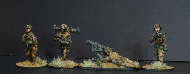 Opération Serval, Mali 2014, 28mm 190821062713384613