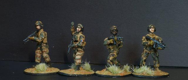 Opération Serval, Mali 2014, 28mm 190821063323961305