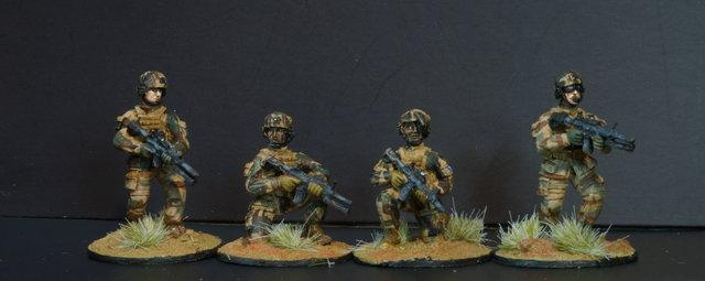 Opération Serval, Mali 2014, 28mm 190821063645135983