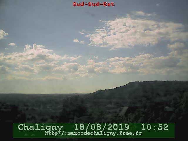 Webcam Chaligny 2019-08-18 10-52